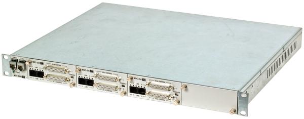 Der MGV4000 Funk-Gateway unterstützt verschiedenste Schnittstellen